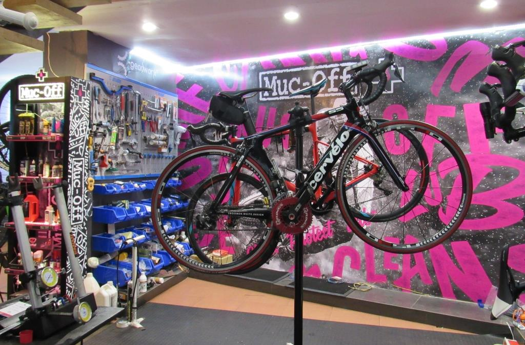 Probyk Bicycle Shop Bicycle Service Amp Bicycling Events